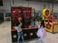 北京華瑞出租籃球機娃娃機抓娃娃機出租電玩城設備出租