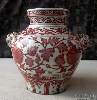 广州/联系我时请说明来自志趣网,谢谢! 关键字:元代釉里红瓷器鉴定在...