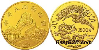 龙凤纪念币价格上门收购图片描述