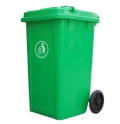 厂家直销小区环卫塑料垃圾桶