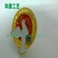 廣東獅子會徽章制作 獅子會服務隊胸章定制