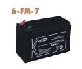 科士达蓄电池12V7AH