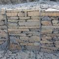 廠家大量供應石籠網箱 裝石頭鋼絲籠 熱鍍鋅格賓籠箱