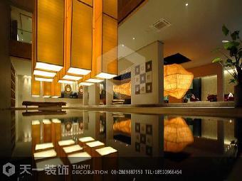 新乡个性展厅售楼部装修设计案例方案