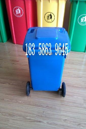 大量批发威海塑料垃圾桶