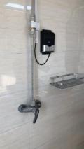 洗澡插卡员工淋浴IC卡控水器