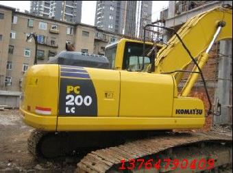 全液压全回转挖掘机 抓铲挖土机也叫抓斗挖土机.
