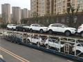 从上海到阜新托运轿车运费怎么算