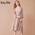 杭州大牌芭依璐品牌女裝國內一二線中高端名品服裝庫存