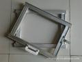 山東植絨機印花鋁合金網框300*400mm
