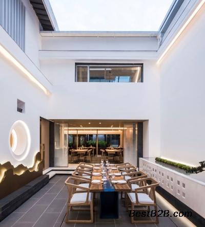 河南中式餐厅装修选择,郑州中餐厅ui作业设计指导书图片