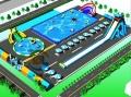 內蒙古大型支架水池水上樂園設計規劃