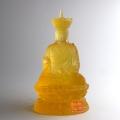 拉萨塔布林赞康寺庙琉璃佛像琉璃观音像琉璃佛具批发