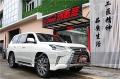 分享SUV改装案例,雷克萨斯LX570装潢舒适内饰