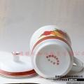 茶杯陶瓷带盖过滤工厂直销