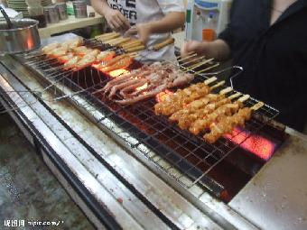 串串香小吃车 铁板烧烤小吃车加盟