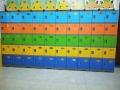 厦门学校书包柜幼儿园ABS更衣柜