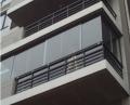 合肥中空隔音玻璃封陽臺