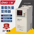 杭州三科SKI800工业高性能三相变频器