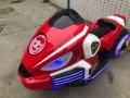 廣州金滿鴻豬豬俠之競速摩托車兒童廣場公電動游樂設備