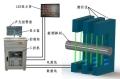 应用于圆棒生产中的直线度测量仪