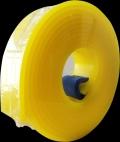 廠家定制生產55A85度絲印刮膠刮刀抗油墨腐蝕膠條
