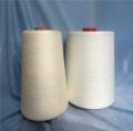 厂家供应 气流纺涤纶纱16支21支32支纯大化