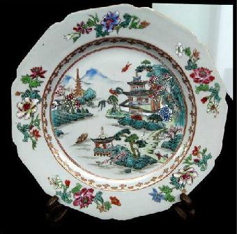 宋朝瓷器纹样图案