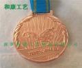 武汉马拉松奖牌制作武汉金属奖牌制作运动会奖牌制作