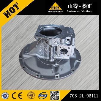 小松200-7液压泵前泵壳708-2l-06111图片