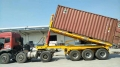 自卸车运小柜青岛集装箱车队陆运拖车黄岛物流反脆弱新