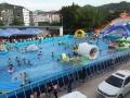 游泳池樂園 訂制充氣水池河北邯鄲廠家