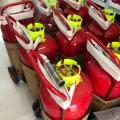 长沙地区干粉灭火器维修换粉加压充压服务 免费上门