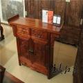 大紅酸枝鞋柜家具古典花紋簡約設計
