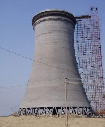 平凉冷却塔防腐施工说明