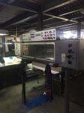 出售二手海德堡sm102-4+L印刷機