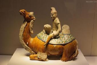 三彩骆驼沈阳有什么特征