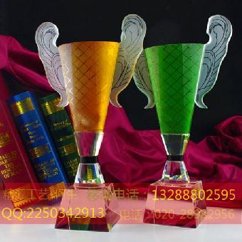 三亚漂流比赛水晶奖杯定做,摄影比赛水晶奖杯厂家,家装设计比赛水晶奖