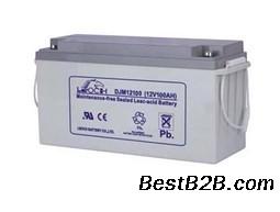 供应丰城市LEOCH理士铅酸电池DJM12100S