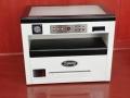 小批量生產的全自動不干膠印刷機可印賀卡會員卡