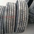 295 80R22.5 载重卡车钢丝轮胎 真空轮胎