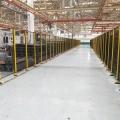 機器人護欄網 工業機器人安全防護網