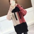 韓版中長款女士棉服清倉品牌精品女士便宜大衣毛衣批發