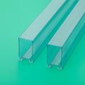 北京供應各種pvc方管管裝電子物料變壓器包裝管