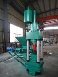 山東菏澤全自動鋁屑壓塊機A液壓傳動 磨耗低