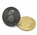 人像紀念幣訂做,五金紀念幣生產,廣東紀念幣廠