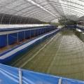 小龍蝦養殖帆布水池 對蝦養殖帆布池 帆布魚池