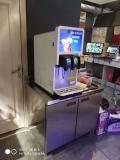 新密自助餐廳可樂機果汁機冰淇淋機轉讓