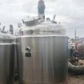 處理二手3噸不銹鋼反應釜