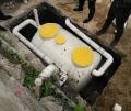 農村小型化糞池,改廁化糞池生產廠家直銷